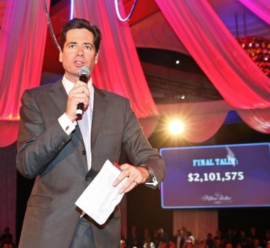 Ponting Foundation Supports Million Dollar Lunch